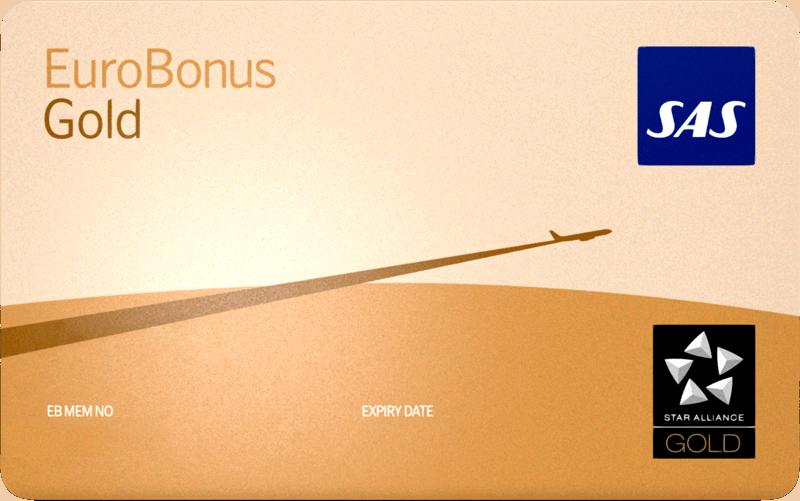 eurobonus gold