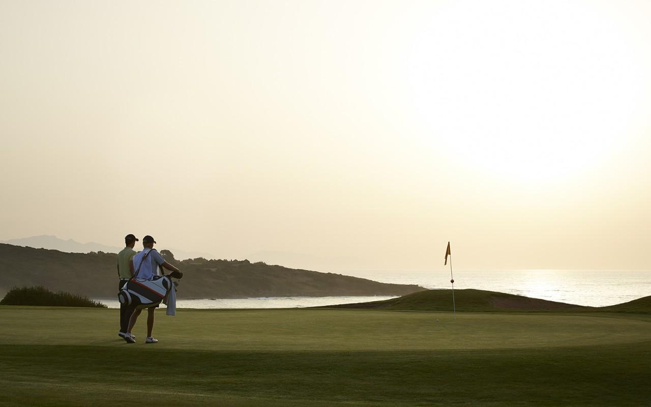 Golfrejser